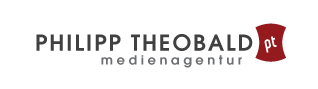 Logo Philipp Theobald Medienagentur